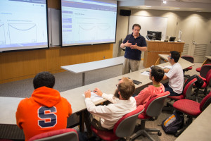 Thomas Barnard in Classroom Teaching Engineering